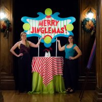 Jingle Mingle with a twist. A Grinch inspired fundraiser at the Empress