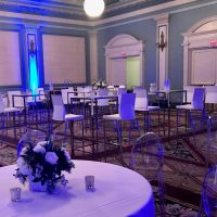 Reception at the Empress Ballroom